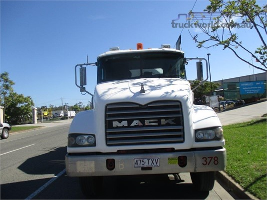 2009 Mack Metro Liner Rocklea Truck Sales - Trucks for Sale