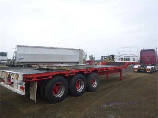 1979 Freighter Drop Deck Trailer Trailers for Sale
