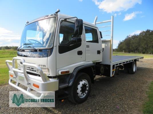 2005 Isuzu FTR 900 Dual Cab Midcoast Trucks - Trucks for Sale