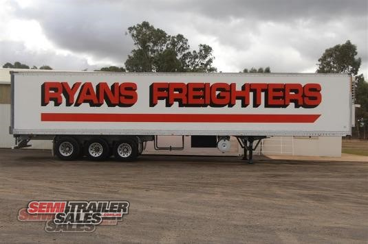2001 Maxitrans 24 PALLET REFRIGERATED PANTECH SEMI TRAILER Semi Trailer Sales - Trailers for Sale