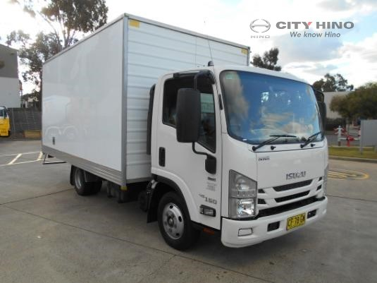 2015 Isuzu NNR 45 150 AMT City Hino - Trucks for Sale