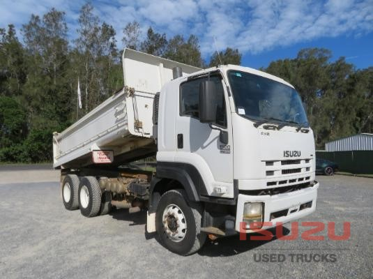 2008 Isuzu FXZ 1500 Used Isuzu Trucks - Trucks for Sale