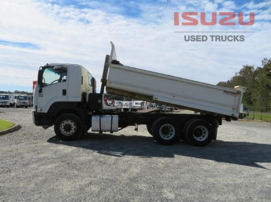 2008 Isuzu FXZ 1500 Used Isuzu Trucks - Trucks for Sale