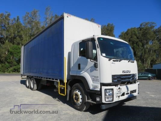 2016 Isuzu FVL 240 300 AUTO LWB - Trucks for Sale