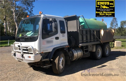 2001 Isuzu FVZ - Trucks for Sale