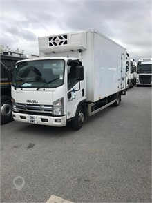 Used ISUZU Refrigerated Trucks for sale in the United