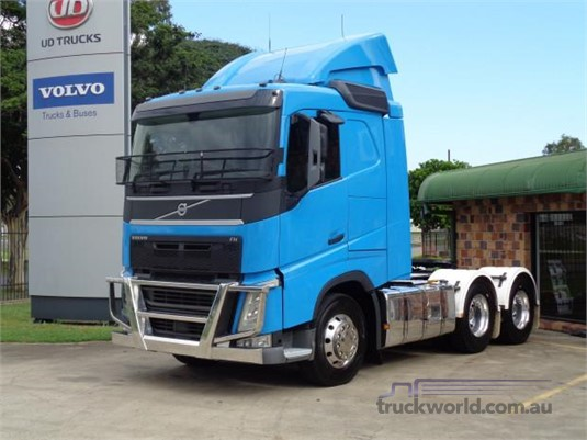 2015 Volvo FH540 Trucks for Sale