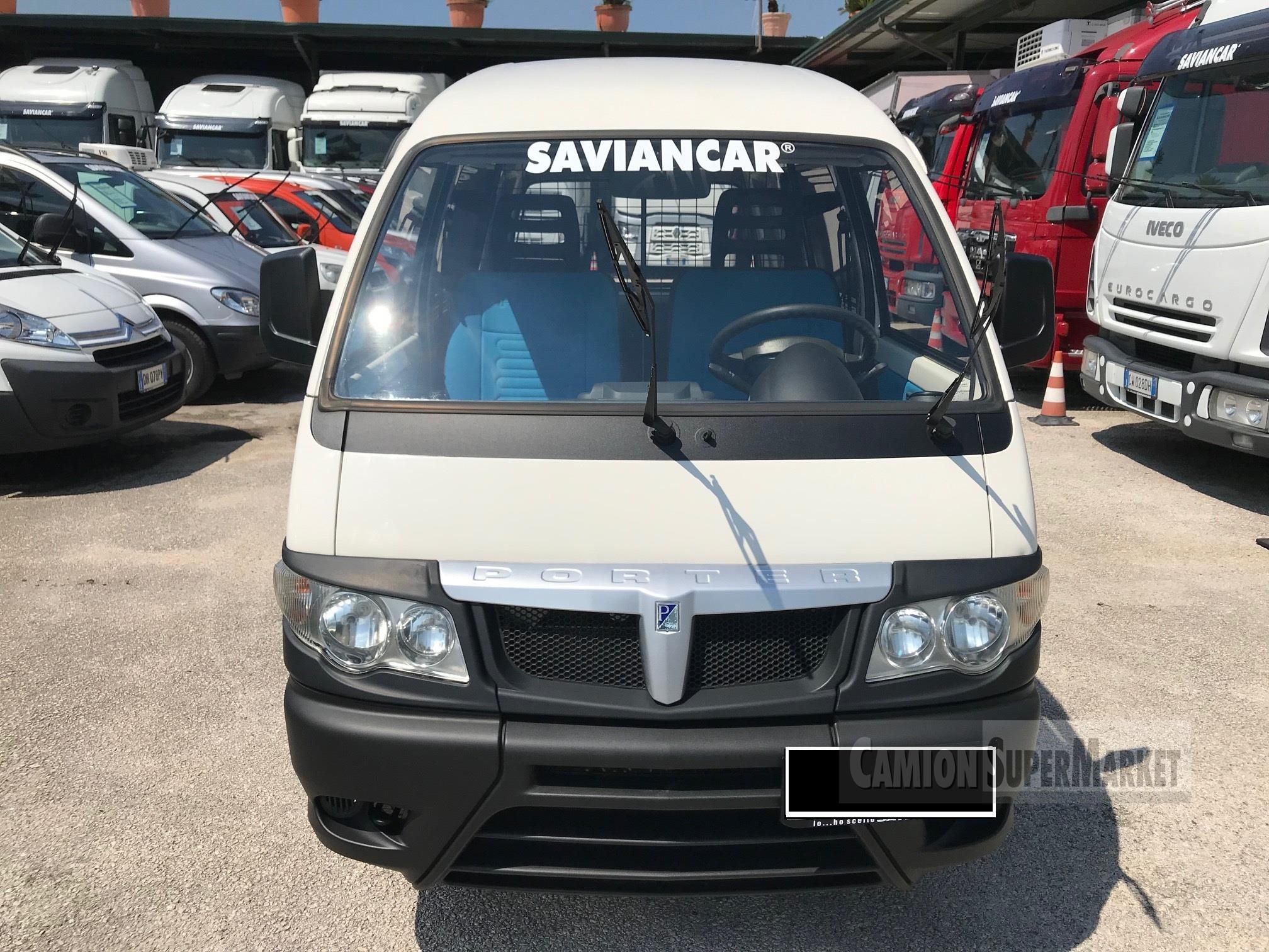 Piaggio PORTER Usato 2011 Campania