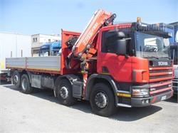 Scania P124.420