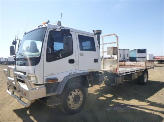 2006 Isuzu FTR 150 260 Western Traders 87 - Trucks for Sale