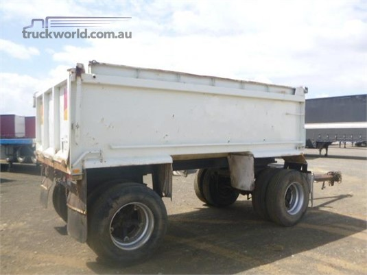 0 Freighter Tipper Trailer Trailers for Sale