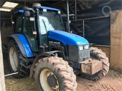 New Holland Ts100 for sale in the United Kingdom - 9