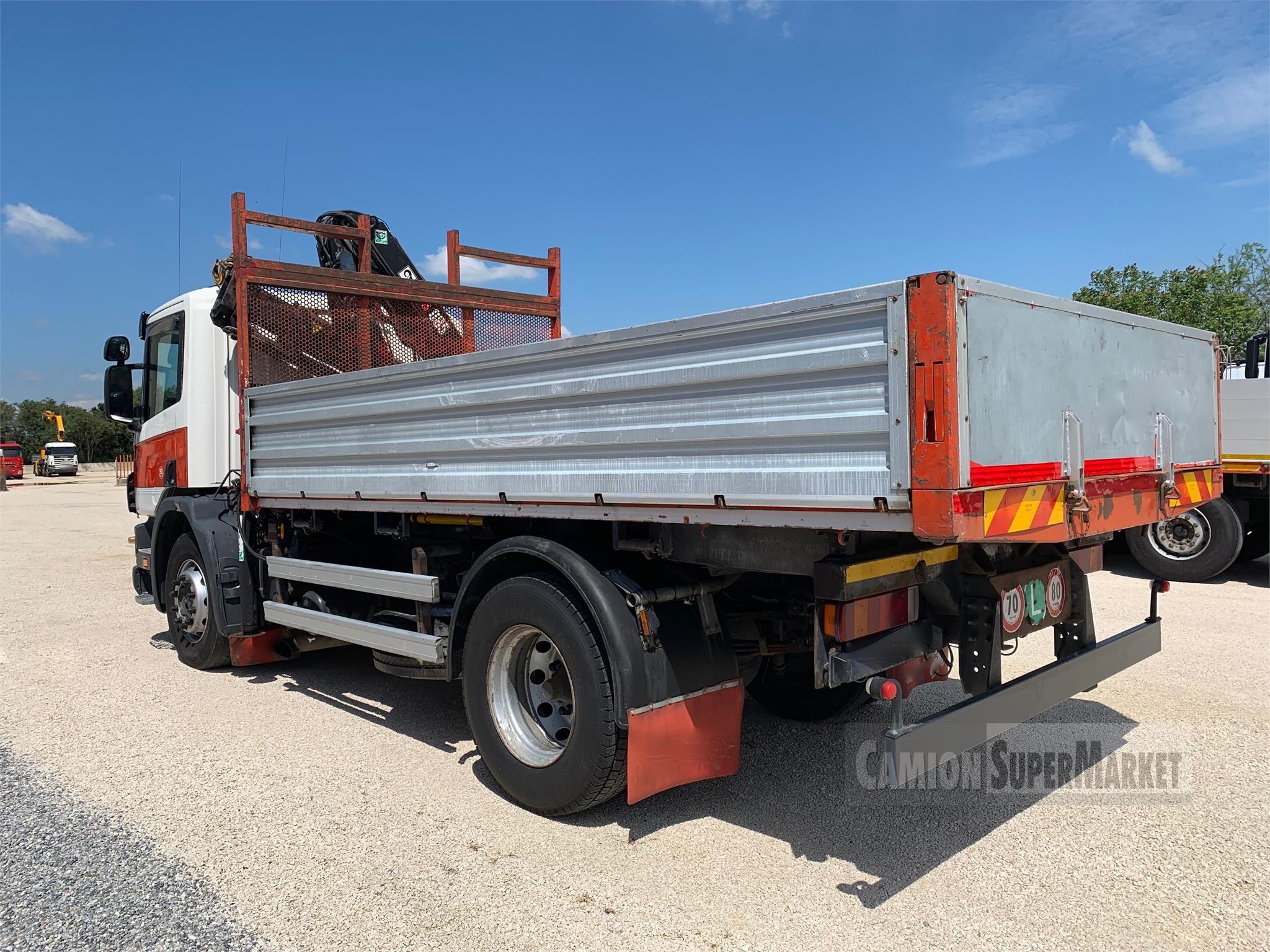 Scania P94D230 Usato 2003