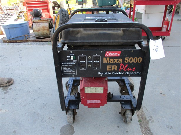 COLEMAN Generators Auction Results - 75 Listings | PowerSystemsToday