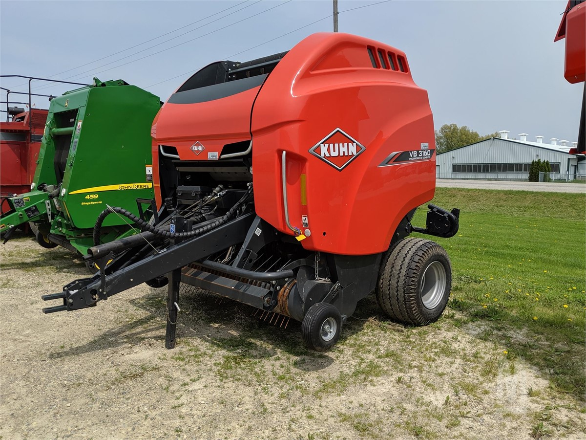 2018 KUHN VB3160 For Sale In Elmira, Ontario Canada