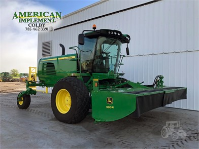 John Deere Mower Conditioners/Windrowers For Sale In Kansas - 22