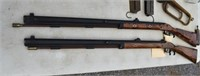 Pair Black Powder Guns