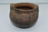 Old Indian Pottery Vase Catawba Indian