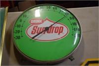 Sundrop Round Thermometer