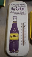 NuGrape Thermometer Excellent Shape!