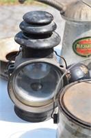 Early Buggy Lantern