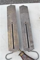 Pair Brass Scales