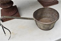 WW1 Military Brass Dipper