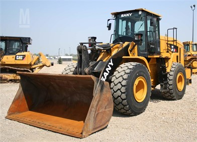 SANY Construction Equipment For Sale - 503 Listings