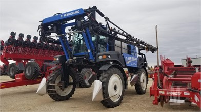 NEW HOLLAND Self Propelled Sprayers For Sale - 72 Listings