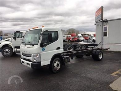 MITSUBISHI FUSO Medium Duty Trucks Auction Results - 19