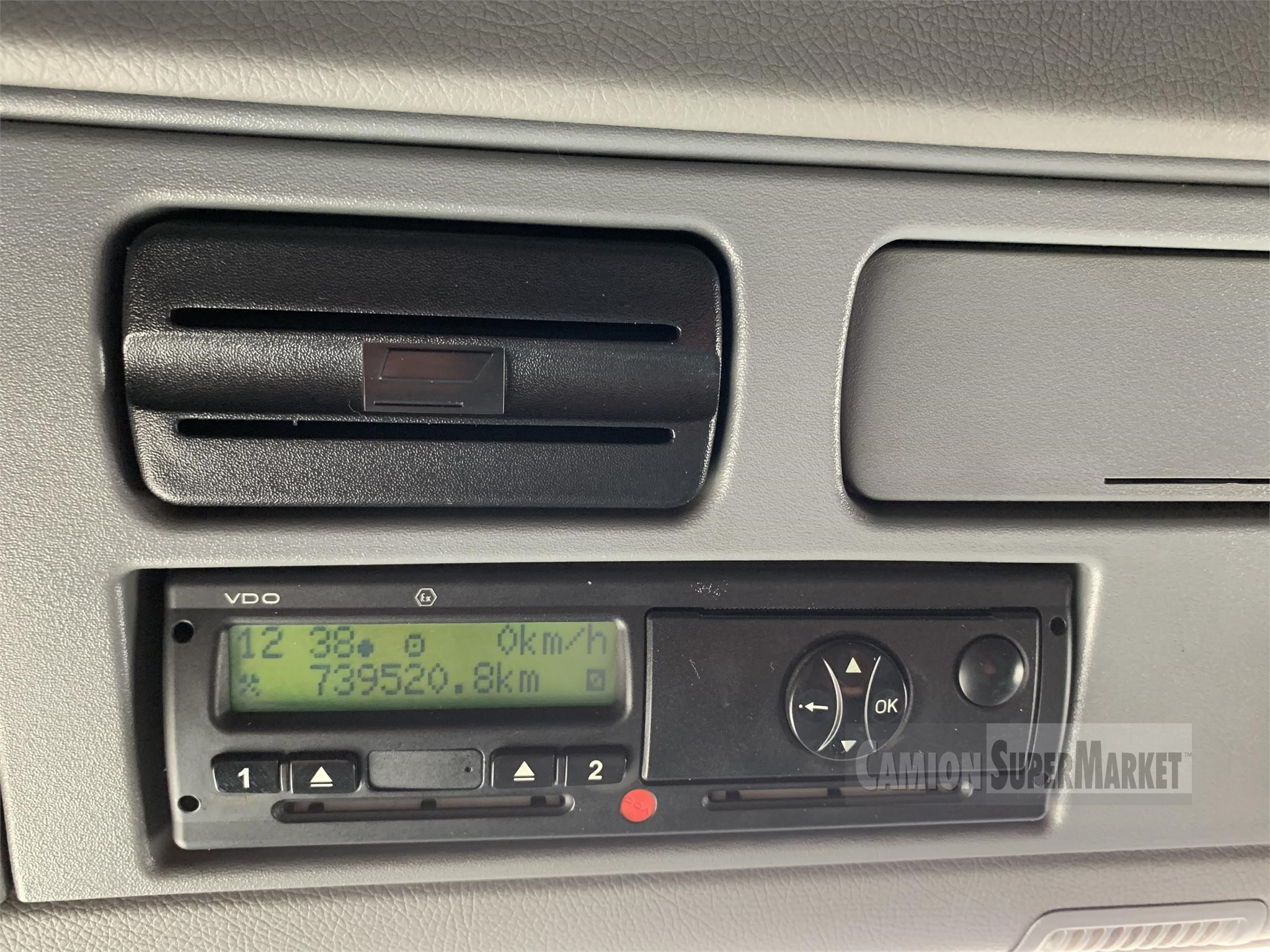 Mercedes-Benz ACTROS 1848 Uzywany 2011