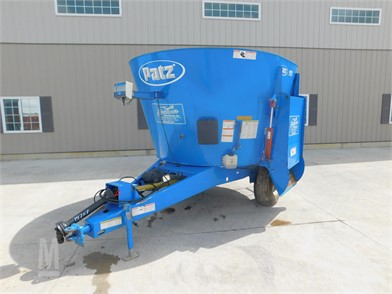 PATZ Tub Grinders/Bale Processors For Sale - 8 Listings