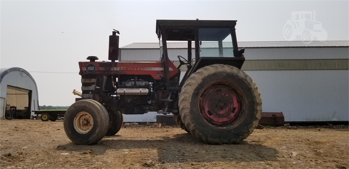 1971 MASSEY-FERGUSON 1150 For Sale In Williamsburg, Pennsylvania