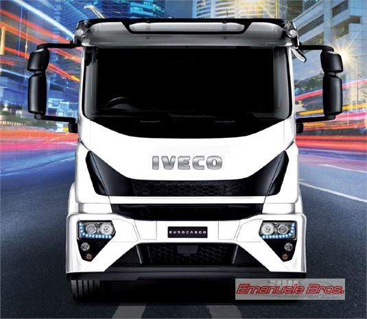 Iveco Eurocargo EEV ML120 Daycab