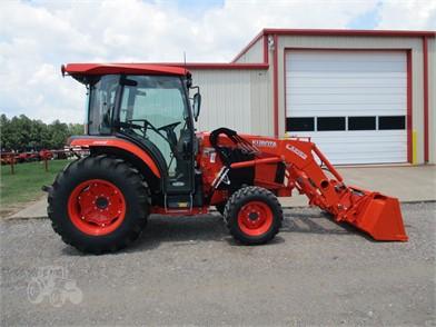 KUBOTA L6060 For Sale - 124 Listings | TractorHouse.com ... on