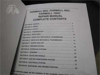Farmall Anleitung Auktionsergebnisse - 2 Auflistungen ... on