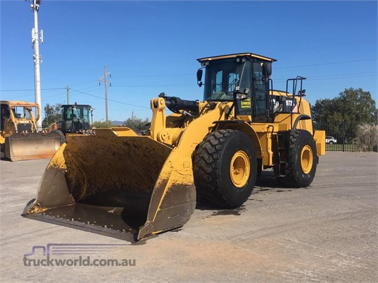2012 Caterpillar 972K Heavy Machinery for Sale