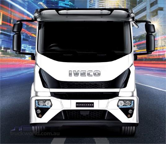 Iveco Eurocargo EEV ML120 Sleeper Cab