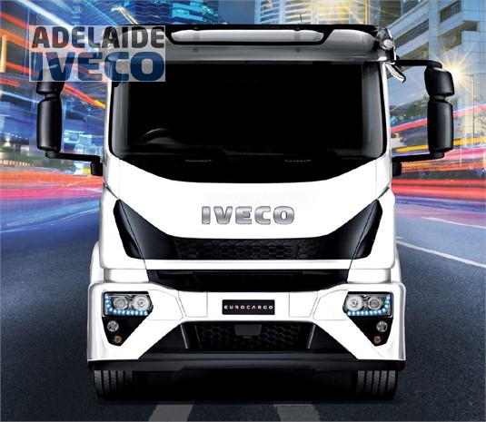 Iveco Eurocargo EEV ML120 Sleeper Cab