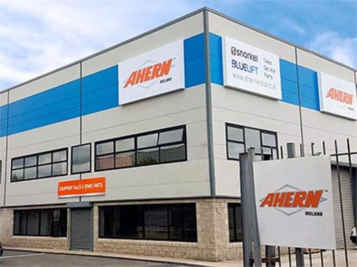 Ahern International Opening Snorkel Dealerpoint In Co