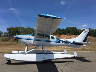 CESSNA 206 Piston Amphibious/Floatplanes For Sale In California - 1