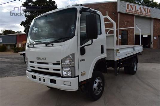 2008 Isuzu NPS 300 4x4 Trucks for Sale