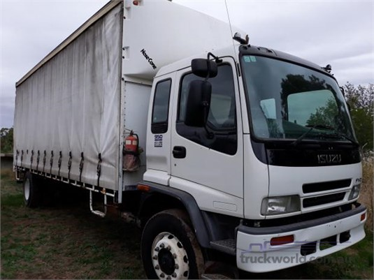 2002 Isuzu FVR 950 Trucks for Sale