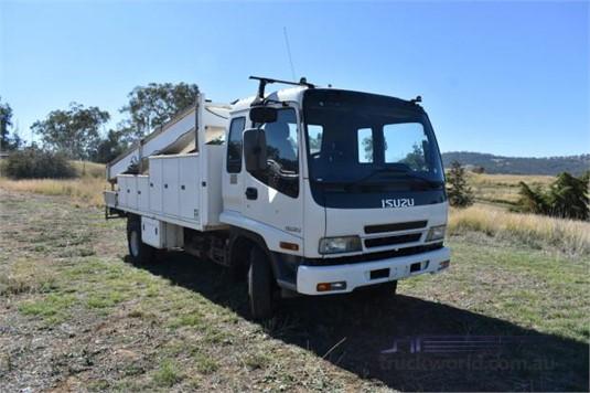 2006 Isuzu other Trucks for Sale