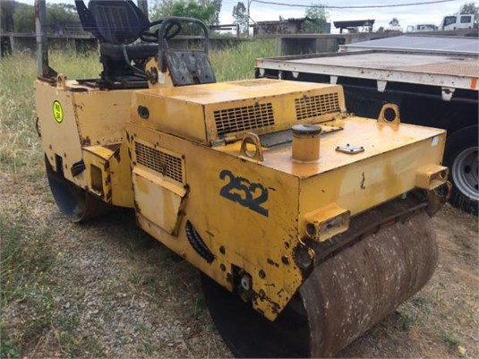 Case Vibromax 252 - Heavy Machinery for Sale