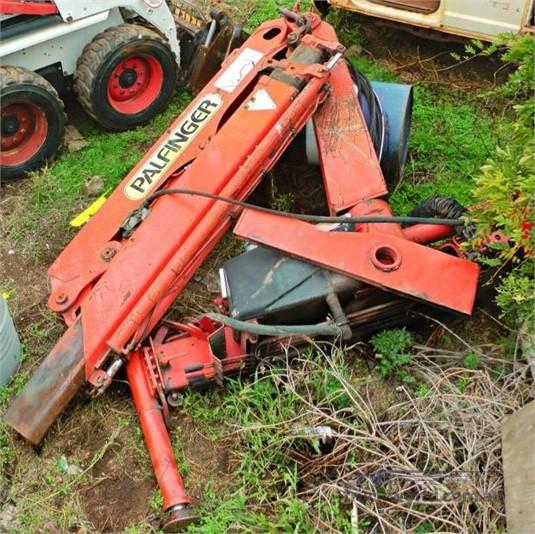 Palfinger PK7000A Cranes & Tailgates for Sale