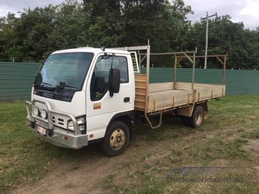 2006 Isuzu NPR 200 Tradepack - Truckworld.com.au - Trucks for Sale