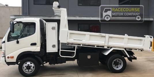 2008 Hino 300 Series Racecourse Motor Company - Trucks for Sale