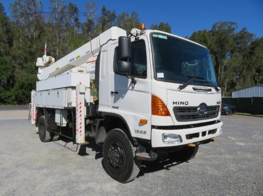 2013 Hino 500 Series 1322 GT 4x4 - Trucks for Sale