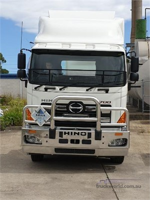2016 Hino 700 Series 2848 SS Proshift Trucks for Sale